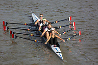 Crew: 108  MAA (C)  Mortlake Anglian & Alpha BC (D Hampton)  W 4x- Champ<br /> <br /> Fours Head of the River 2018<br /> <br /> To purchase this photo, or to see pricing information for Prints and Downloads, click the blue 'Add to Cart' button at the top-right of the page.