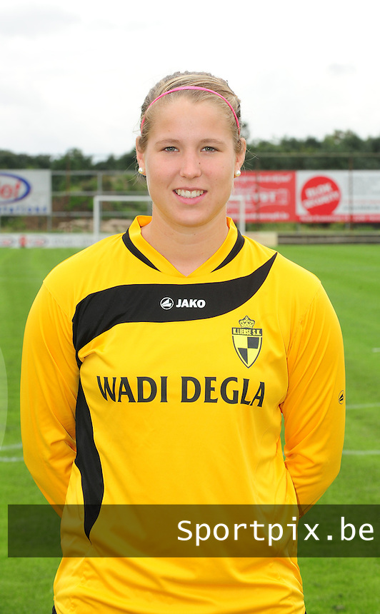 WD Lierse SK : Lenie Onzia.foto JOKE VUYLSTEKE / Vrouwenteam.be / LOFT6.be