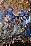 Święta Lipka, 2009-08-13. Sanktuarium Maryjne - Bazylika pw. Nawiedzenia NM Panny w Świętej Lipce, organy