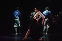 BalletBoyz present YOUNG MEN, at Sadler's Wells. The dancers are:   Andrea Carrucciu, Simone Donati, Flavien Esmieu, Marc Galvez, Oxana Panchenko, Edward Pearce, Leon Poulton, <br /> Harry Price, Matthew Rees, Matthew Sandiford, Bradley Waller, Jennifer White.
