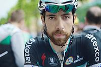 Thomas De Gendt (BEL/OPQS) after the stage<br /> <br /> 2014 Giro d'Italia <br /> stage 17: Sarnonico - Vittori Veneto (208km)
