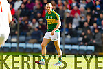 Barry John Keane Kerry in action against  Cork in the National Football League at Pairc Ui Rinn, Cork on Sunday.