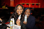 Beverly Johnson with Debra Hare-Bey - celebrity Stylist and founder of The OMHH - Color of Beauty recognizes stylish people of color with a one-day event featuring topical panel discussions followed later tonght with a red carpet awards ceremony. The event was on February 4, 2014 at New York University, New York City, NY. (Photo by Sue Coflin/Max Photos)