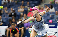 ALISON RISKE (USA)<br /> <br /> TENNIS - THE US OPEN - FLUSHING MEADOWS - NEW YORK - ATP - WTA - ITF - GRAND SLAM - OPEN - NEW YORK - USA - 2016  <br /> <br /> <br /> <br /> &copy; TENNIS PHOTO NETWORK