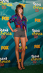 UNIVERSAL CITY, CA. - August 09: Actress Shailene Woodley poses in the press room during the Teen Choice Awards 2009 held at the Gibson Amphitheatre on August 9, 2009 in Universal City, California.