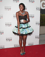 UNIVERSAL CITY, CA - JULY 22: Coco Jones at the 2012 Staples For Students 'Party' For A Cause hosted by Staples, DoSomething.org and Bella Thorne at the Globe Theatre at Universal Studios on July 22, 2012 in Universal City, California © mpi21/MediaPunch Inc. /NortePhoto.com*<br />