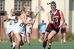 Santa Barbara, CA 02/14/09 - Lauren Murray (4) & Katie Nepil (6)