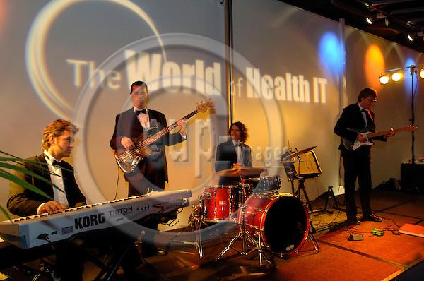 GENEVA - SWITZERLAND 10. 10. 2006 -- The World of Health IT: Opening reception. -- PHOTO: GORM K. GAARE / EUP- IMAGES ...
