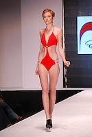 Eugene Jones Swimwear Model at Miami Beach International Fashion Show, Miami Beach Convention Center, Miami, FL - March 3, 2011