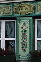 Europe/Autriche/Tyrol/Fritzens: Distillerie de schnaps Rochelt - Façade