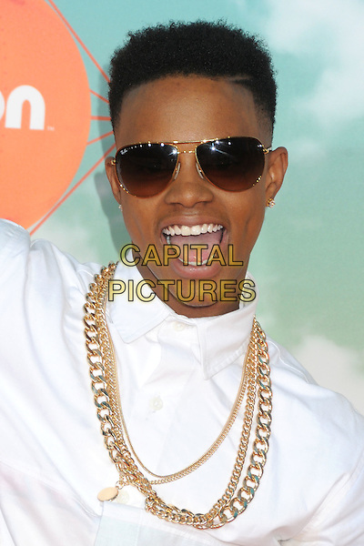 12 March 2016 - Inglewood, California - Silento, Richard Lamar Hawk. 2016 Nickelodeon Kids' Choice Awards held at The Forum.  <br /> CAP/ADM/BP<br /> &copy;BP/ADM/Capital Pictures