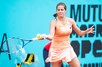 German Julia Gorges during Mutua Madrid Open 2018 at Caja Magica in Madrid, Spain. May 07, 2018. (ALTERPHOTOS/Borja B.Hojas) /NortePhoto.com