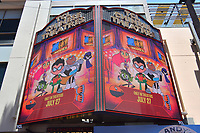 "Atmosphere at the premiere for ""Teen Titans Go! to the Movies"" at the TCL Chinese Theatre, Los Angeles, USA 22 July 2018<br /> Picture: Paul Smith/Featureflash/SilverHub 0208 004 5359 sales@silverhubmedia.com"