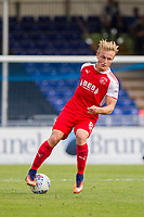 Kyle Dempsey of Fleetwood Town during the Sky Bet League 1 match between Bristol Rovers and Fleetwood Town at the Memorial Stadium, Bristol, England on 26 August 2017. Photo by Mark  Hawkins.