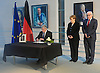 November 11-15,Condolence book for former German Chancellor Helmut Schmidt