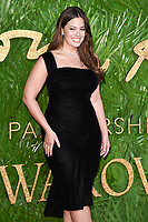 Ashley Graham<br /> arriving for The Fashion Awards 2017 at the Royal Albert Hall, London<br /> <br /> <br /> &copy;Ash Knotek  D3356  04/12/2017