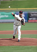 Tyler Beede - Scottsdale Scorpions - 2017 Arizona Fall League (Bill Mitchell)