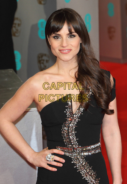 LONDON, ENGLAND - FEBRUARY 08:  Charlotte Riley attends the EE British Academy Film Awards at The Royal Opera House on February 8, 2015 in London, England<br /> CAP/ROS<br /> &copy;Steve Ross/Capital Pictures