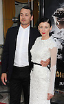 LOS ANGELES, CA - MAY 29: Rupert Sanders and Liberty Ross  arrive at the 'Snow White And The Huntsman at Westwood Village on May 29, 2012 in Los Angeles, California.
