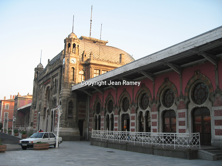 Orient Express, Sirkeci Station