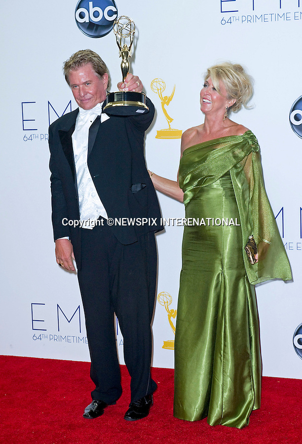 "TOM BERENGER - 64TH PRIME TIME EMMY AWARDS.Nokia Theatre Live, Los Angelees_23/09/2012.Mandatory Credit Photo: ©Dias/NEWSPIX INTERNATIONAL..**ALL FEES PAYABLE TO: ""NEWSPIX INTERNATIONAL""**..IMMEDIATE CONFIRMATION OF USAGE REQUIRED:.Newspix International, 31 Chinnery Hill, Bishop's Stortford, ENGLAND CM23 3PS.Tel:+441279 324672  ; Fax: +441279656877.Mobile:  07775681153.e-mail: info@newspixinternational.co.uk"