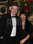 Paul and Tina Finnerty at the Heart Children Ireland Gala Ball in Darver Castle. Photo:Colin Bell/pressphotos.ie