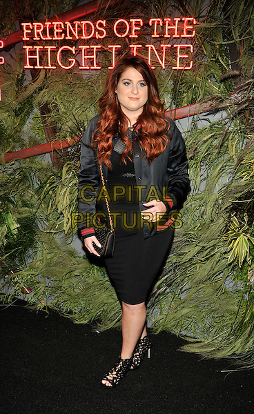New York,NY- June 22: Meghan Trainor  attends the '2016 Coach And Friends Of The High Line Summer Party' at The High Line on June 22, 2016 in New York City. <br /> CAP/MPI/JP<br /> &copy;JP/MPI/Capital Pictures
