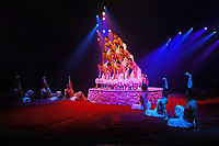 Circus Knie - Vorführung vom 20.04.2017 in Chur