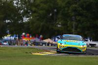 #97 Automatic Racing Aston Martin AMR Vantage, GS: Ramin Abdolvahabi, Tom Long