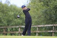 Sean Reddy (Douglas) during the Connacht U14 Boys Amateur Open, Ballinasloe Golf Club, Ballinasloe, Galway,  Ireland. 10/07/2019<br /> Picture: Golffile | Fran Caffrey<br /> <br /> <br /> All photo usage must carry mandatory copyright credit (© Golffile | Fran Caffrey)