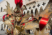 Images taken during the Carnival at Venice in 2015.