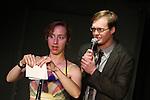 Kurt & Kristen at Sketchfest NYC, 2011. UCB Theatre.