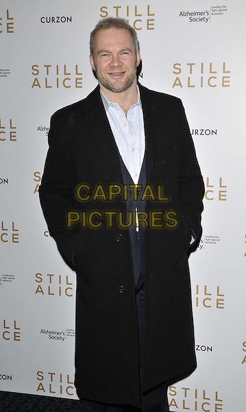 LONDON, ENGLAND - FEBRUARY 05: Ollie Phillips attends the &quot;Still Alice&quot; VIP film screening, Curzon Mayfair cinema, Curzon St., on Thursday February 05, 2015 in London, England, UK. <br /> CAP/CAN<br /> &copy;CAN/Capital Pictures