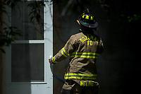 Bozeman Fire Depto Training session