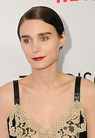 "29 March 2017 - Los Angeles, California - Rooney Mara.  Premiere Of Netflix's ""The Discovery"" held at The Vista Theater in Los Angeles. Photo Credit: Birdie Thompson/AdMedia"