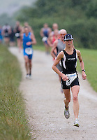 06 JUL 2008 - WAKEFIELD, UK - Juliet Vickery - British Age Group Triathlon Championships. (PHOTO (C) NIGEL FARROW)