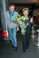 """Annie Cordy & Jean-Paul Rouve lors de l' Avant-Première du film """"Les Souvenirs"""" - Belgique"""