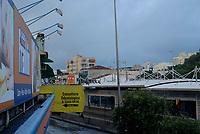 RIO DE JANEIRO, RJ, 15.06.2017 - CLIMA-RJ - <br /> Céu nublado no bairro de Jacarepagua no Rio de Janeiro nesta quinta-feira, 15. (Foto: Marcus Victorio/Brazil Photo Press)