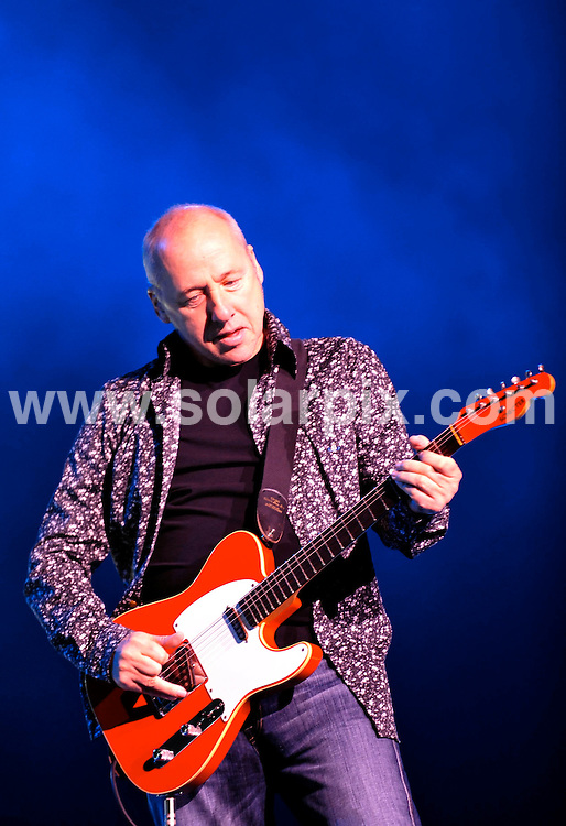 **ALL ROUND PICTURES FROM SOLARPIX.COM**.**SYNDICATION RIGHTS FOR UK AND SPAIN ONLY**.The Dire Straits Guitarist Mark Knopfler live on stage at the SAP-Arena performing his Kill to get Crimson Tour at Mannheim in Baden in Germany the Tour lasts until June 2008..JOB REF:6136- CPR/Thomas Lohnes  DATE:12_04_08.**MUST CREDIT SOLARPIX.COM OR DOUBLE FEE WILL BE CHARGED* *UNDER NO CIRCUMSTANCES IS THIS IMAGE TO BE REPRODUCED FOR ANY ONLINE EDITION WITHOUT PRIOR PERMISSION*
