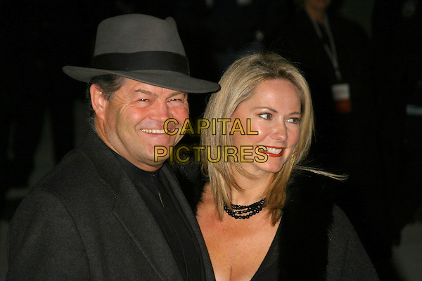"MICKY DOLENZ.""Finding Neverland"" New York Premiere.Brooklyn Museum, New York City, New York, USA,.October 25th  2004.portrait headshot hat.Ref: IW.www.capitalpictures.com.sales@capitalpictures.com.©Capital Pictures."