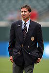 2 August 2004: Assistant referee Craig Lowery. AC Milan of La Liga in Italy defeated Chelsea of the English Premier League 3-2 at Lincoln Financial Field in Philadelphia, PA in a ChampionsWorld Series friendly match..