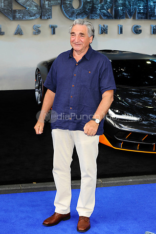 LONDON, ENGLAND - JUNE 18: Jim Carter attending 'Transformers: The Last Knight' - Global Premiere at Cineworld, Leicester Square on June 18, 2017 in London, England.<br /> CAP/MAR<br /> &copy;MAR/Capital Pictures /MediaPunch ***NORTH AND SOUTH AMERICAS ONLY***