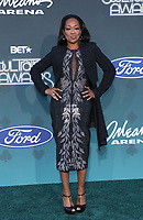 17 November 2019 - Las Vegas, NV - Tichina Arnold. 2019 Soul Train Awards Red Carpet Arrivals at Orleans Arena. Photo Credit: MJT/AdMedia