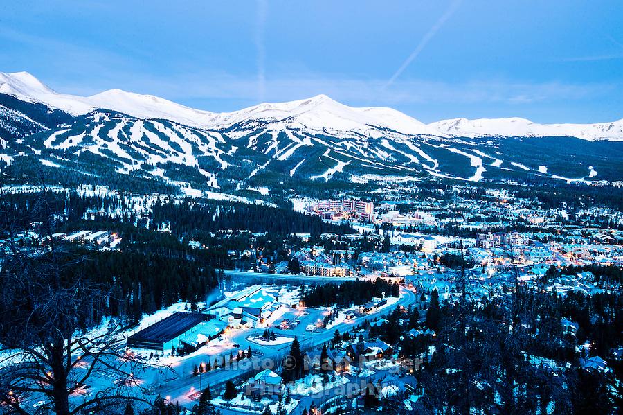 Breckenridge, Colorado, Thursday, March 22, 2012...Photo by Matt Nager