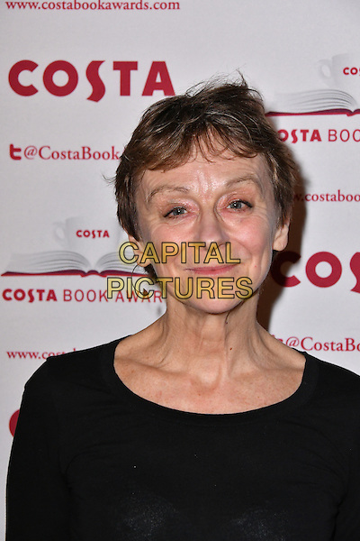 Nicci Gerrard<br /> Costa Book Of The Year Award 2016, at Quaglino&rsquo;s, London, England on January 31, 2017.<br /> CAP/JOR<br /> &copy;JOR/Capital Pictures