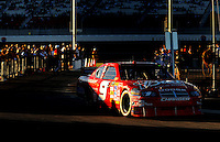 Feb 29, 2008; Las Vegas, NV, USA; NASCAR Sprint Cup Series driver Kasey Kahne during qualifying for the UAW Dodge 400 at Las Vegas Motor Speedway. Mandatory Credit: Mark J. Rebilas-US PRESSWIRE