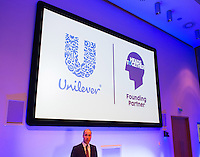 05 December 2016 - London, England - Prince William The Duke of Cambridge speaks during a briefing with business leaders to discuss the importance of workplace wellbeing, as part of the Heads Together campaign, at Unilever, in London. Photo Credit: ALPR/AdMedia