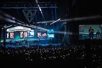 Alejandro Sanz, durante el concierto que ofreció en ExpoForum como parte de su gira Sirope Vivo.****<br /> Alejandro Sánchez Pizarro, más conocido por su nombre artístico Alejandro Sanz, es un cantautor, guitarrista, compositor y músico español<br /> © Foto: LuisGutierrez/NORTEPHOTO.COM<br /> <br /> Alejandro Sanz, during the concert offered in Expoforum as part of its Sirope Live tour. ****<br /> Alejandro Sanchez Pizarro, better known by his stage name Alejandro Sanz, is a songwriter, guitarist, composer and Spanish musician<br /> © Photo: LuisGutierrez / NORTEPHOTO.COM