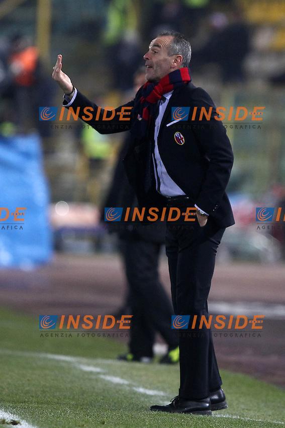 "Stefano Pioli Bologna.Bologna 10/12/2012 Stadio ""Dall'Ara"".Football Calcio Serie A 2012/13.Bologna v Lazio.Foto Insidefoto Paolo Nucci."