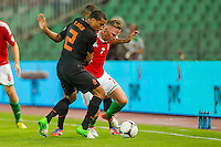 Hungary-Netherlands World Cup Qualifier 2012